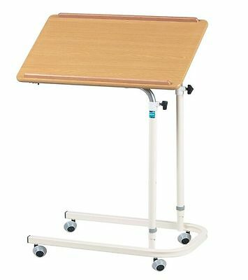 Sidhil Thamesmead Overbed Table Height and Angle Adjustable UK Manufactured