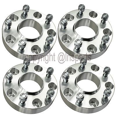 "4 pcs 1.50"" Dodge Hubcentric Wheel Spacers 