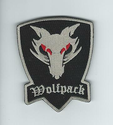 "1-82nd ARB ""WOLFPACK""(WITH VELCRO) patch"
