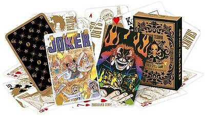 ONE PIECE FILM GOLD / All Star Gold Trump / Special Playing Cards / Rare