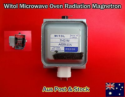 Witol Microwave Oven Radiation Magnetron Replacement (B200) Brand New