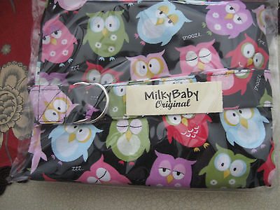 NEW  >NURSING COVER like HOOTER hider*BREASTFEEDING  owls zzzz