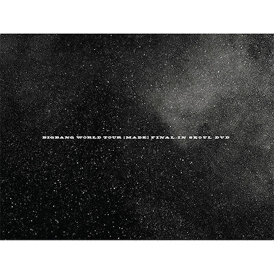 YG eshop/ BIGBANG WORLD TOUR [MADE] FINAL IN SEOUL DVD