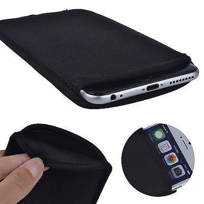 new product 8a9c8 868ba SLIM ANTI-SCRATCH TRAVEL Sleeve Pouch Bag Case Cover for iPhone X 8 ...