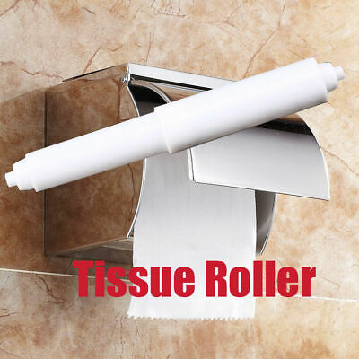 2Pcs  Home Bathroom Hotel Toilet Tissue Paper Roller Holder Spindle Spring Stick