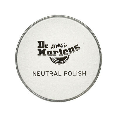 Dr. Martens Docs Shoes Boot Care Kit Neutral Leather Polish 50ml Tin Accessories