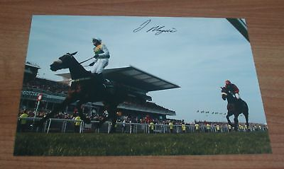 Jason Maguire Signed Photo Ballabriggs National 2011