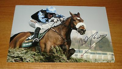 Robbie Power Signed Photo Silver Birch 2007 National