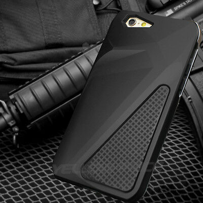 For Man&Husband iPhone 6S Plus Case, [HEAVY DUTY]NEW Sports Car Armor Case Cover