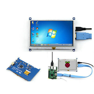 LCD Touch Screen Display Modul für Raspberry Pi 3 / 2 / B / B + 3.2 bis 10.1''