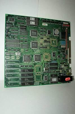 Jamma Fighter's History Data East Genuine Motherboard Test Usata Buono Mg1 45262