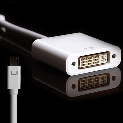 Premium Mini DisplayPort MDP (Thunderbolt™ Port Compatible) to DVI Video Adapter