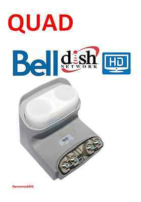 Dish Network Dish Pro Dpp Plus Quad Lnb  Brand New Original