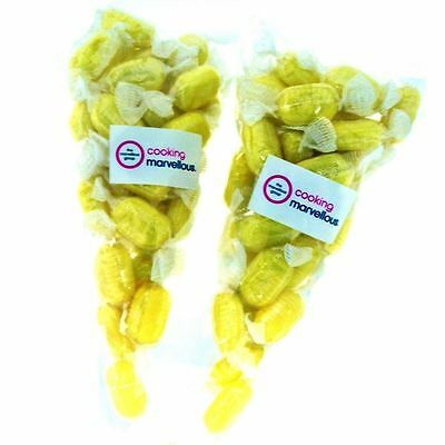 Lemon Sherbets Hard Boiled Candy Sweets 454g / 1 pound