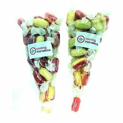 Rhubarb & Custard Hard Boiled Candy Sweets 454g / 1 pound