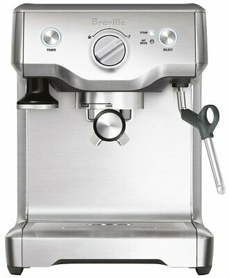 NEW Breville BES810BSS the Duo-Temp Pro Espresso Machine