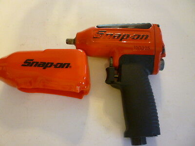 Snap On MG325 Red 3/8 Drive Powerful Air Impact Wrench Gun, Excellent Condition