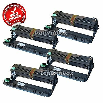 4x DR-221CL Drum Unit Set for Brother MFC-9130CW 9330CDW 9340CDW DCP-9020CDN