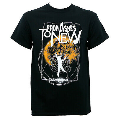 Authentic FROM ASHES TO NEW FATN Kid In Space Slim-Fit T-Shirt S M L XL 2XL NEW