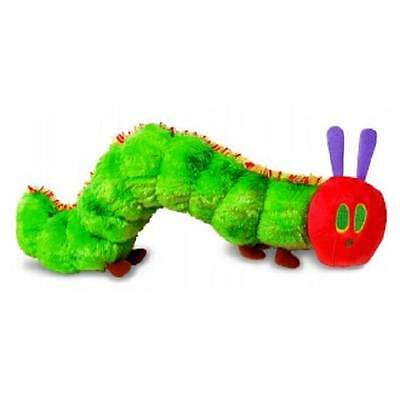 The World of Eric Carle Very Hungry Caterpillar Beanie Plush Soft Toy 28cm