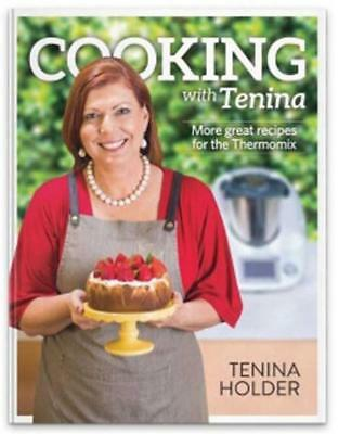 NEW Cooking with Tenina By Tenina Holder Paperback Free Shipping