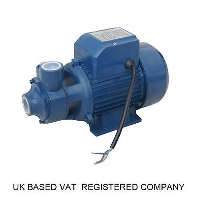 151116 Centrifugal Peripheral 1 HP Water Pump For Home Pond Garden Farm Tank