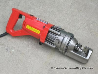 "Electric Hydraulic Rebar Cutter 5/8"" (#5) Rc-165C -New!"