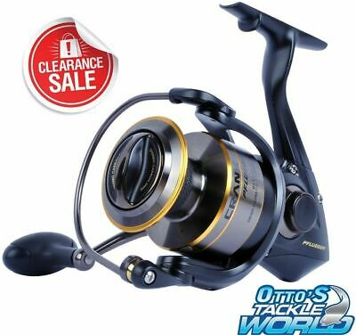 Pflueger Crank Spinning Fishing Reel BRAND NEW at Otto's Tackle World
