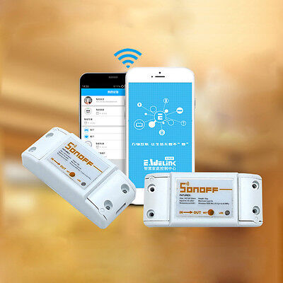 WiFi Wireless Remote Control Smart Power Timer Socket Switch for IOS/Android
