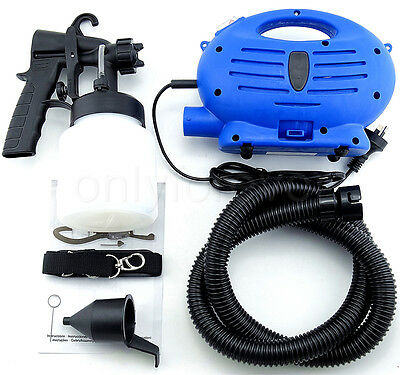 Paint Sprayer Gun Painting Machine Furniture Wall Car Portable Electric 650w