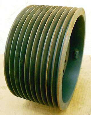 """1B59 1 3//16/"""" ID MAX RPM 4208 6 1//4/"""" OD UNKNOWN BRAND PULLEY SHEAVE 1 GROOVE"""