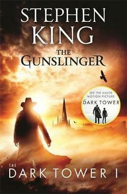 NEW The Gunslinger  By Stephen King Paperback Free Shipping