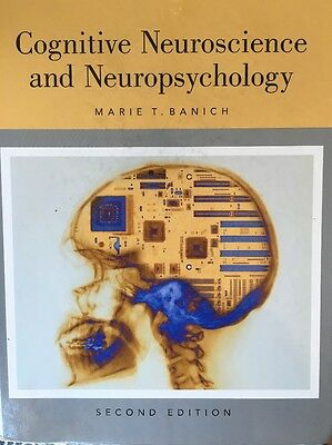 Cognitive Neuroscience and Neuropsychology Hardcover, Banich, 2nd Edition, 2004