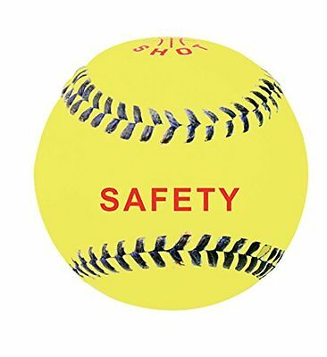 Sure Shot Safety Rounders Ball - Yellow
