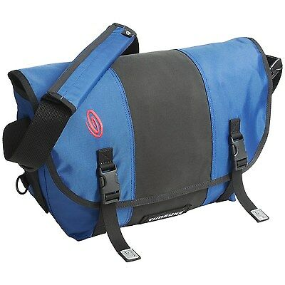 Timbuk2 Classic Messenger Bag Blue/Black/Blue Medium