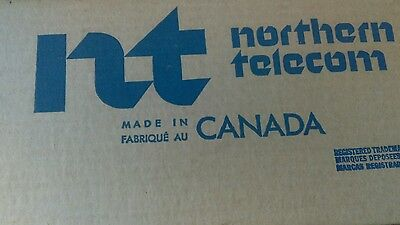 Northern telecom black phone 2564HQK-03