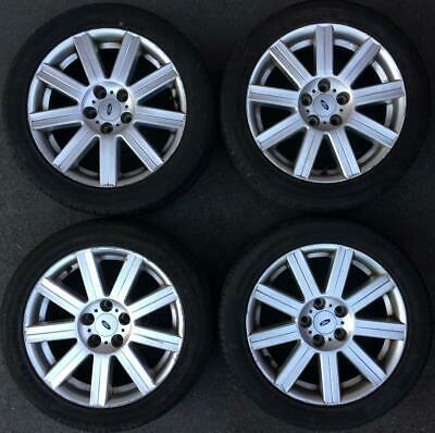 "4x Ford Falcon Fairmont BA XR6 XR8 XR6T alloy rims wheels 18inch 18"" BF FG XT G6"