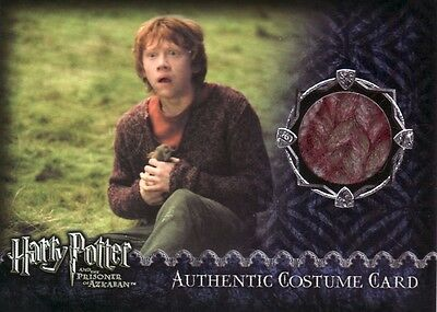 Harry Potter Prisoner of Azkaban Update Ron Weasleys Jumper Costume Card