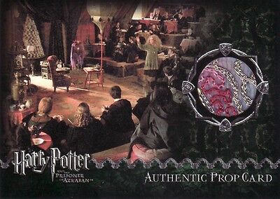 Harry Potter Prisoner of Azkaban Update Divination Class Prop Card a