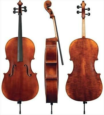 Gewa Cello Maestro 5, 3/4 Size + Thomastik Strings **NEW**