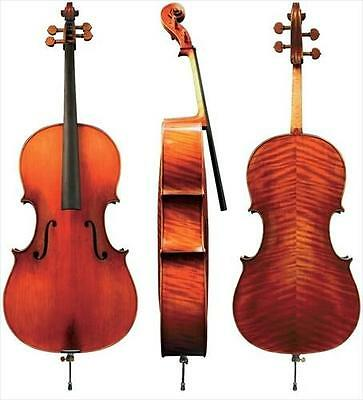 Gewa Cello Maestro Professional, 4/4 Full Size + Thomastik Strings **NEW**
