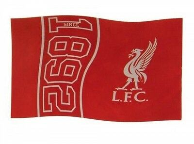 Liverpool FC Football Club Since 1892 Flag Style Red Supporter Fan Match Banner