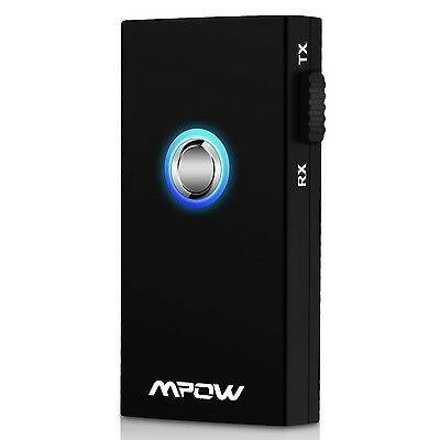 Mpow Streambot 2 in 1 Wireless Bluetooth Audio Streaming music receiver and t...