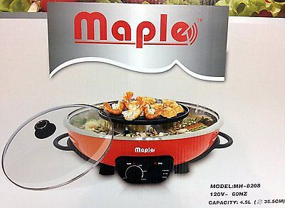 Maple-Enjoy Suki & BBQ/ Hot Pot-MH8208