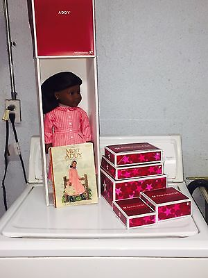 American Girl Original Addy , Clothes & Accessories BNIB Retired