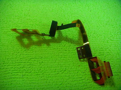 Genuine Sony Fdr-Ax100 Lcd Ribbon Cable Part For Repair