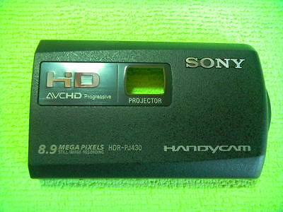 Genuine Sony Hdr-Pj430V Lcd Cover Part For Repair