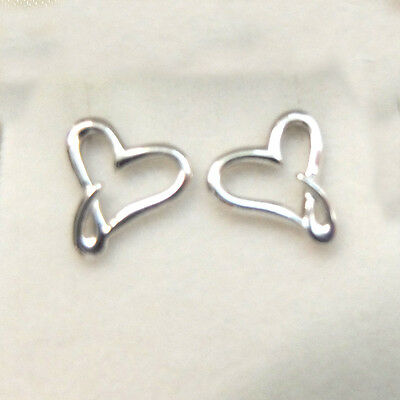 GAA Jewelllery Sterling 925 Ladies Heart Stud Love Your County Earrings