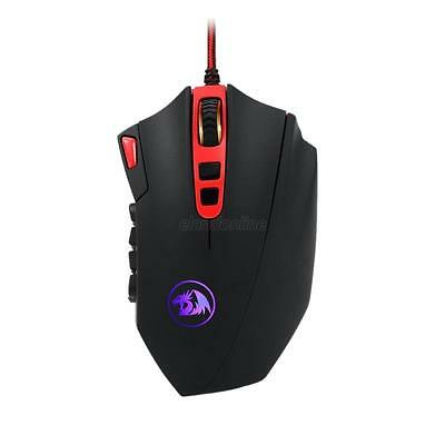 Gaming Mouse Redragon Perdition 16400 DPI High Precision for Laptop/Desktop/PC