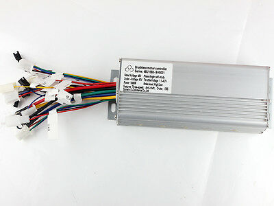 Electric Bicycle 48V 1000W Brushless Speed Motor Controller For E-bike & Scooter
